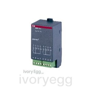 Binary Input Module, 4-fold, Contact Scanning