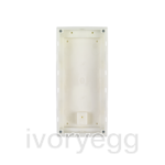 GetFace IP - Flush installation - Box - 2 modules (must be together with ZVP-FFRA2)