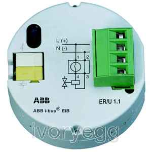 Electronic Relay, 1-fold, FM