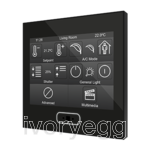 Z35. Capacitive touch panel - Anthracite
