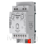 MINiBOX 25.  KNX multifunction actuator - 2 outputs 16A / 5 inputs A/D