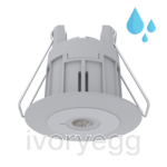 Motion Sensor 360 IP67 - White - Volt Free
