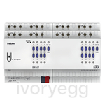 DM 8-2 T KNX   8 x 200W Dimmed channels