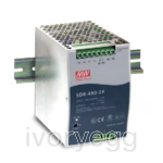 Power Supply - 480W 24V 20A - Slim High Efficiency