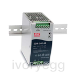 Power Supply - 240W 24V 10A - Slim High Efficiency