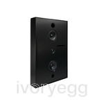 Aalto D3 Active network speaker 200W - brushed black