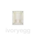 GetFace IP - Flush installation - Box - 1 module (must be together with ZVP-FFRA1)
