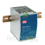 Power Supply - 480W, 24V, 20A