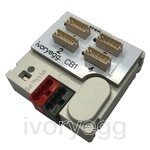 IVORY EGG MC-004 MechConnect - KNX pushbutton converter for 4 x Clipsal 5031NMS